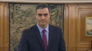"""Sánchez defendió en el Congreso su gestión: """"Lo más duro está por llegar"""""""