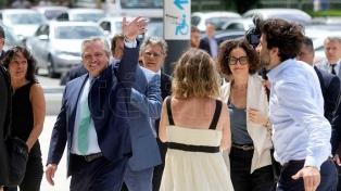 """""""Se logró tranquilizar la economía"""", afirmó Fernández al evaluar su primer mes de gestión"""