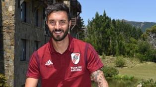 """Francescoli: """"No vamos a apurar a Scocco, pidió tiempo y se lo dimos"""""""