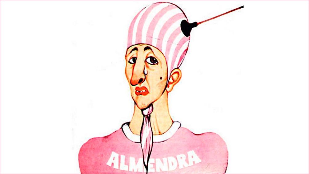 Almendra dio su primer show en el Di Tella, ámbito natural para el surrealismo que respiraba e irradiaba Luis Alberto Spinetta.