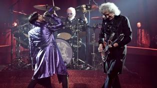 Queen y Alice Cooper en concierto a beneficio de los afectados por los incendios