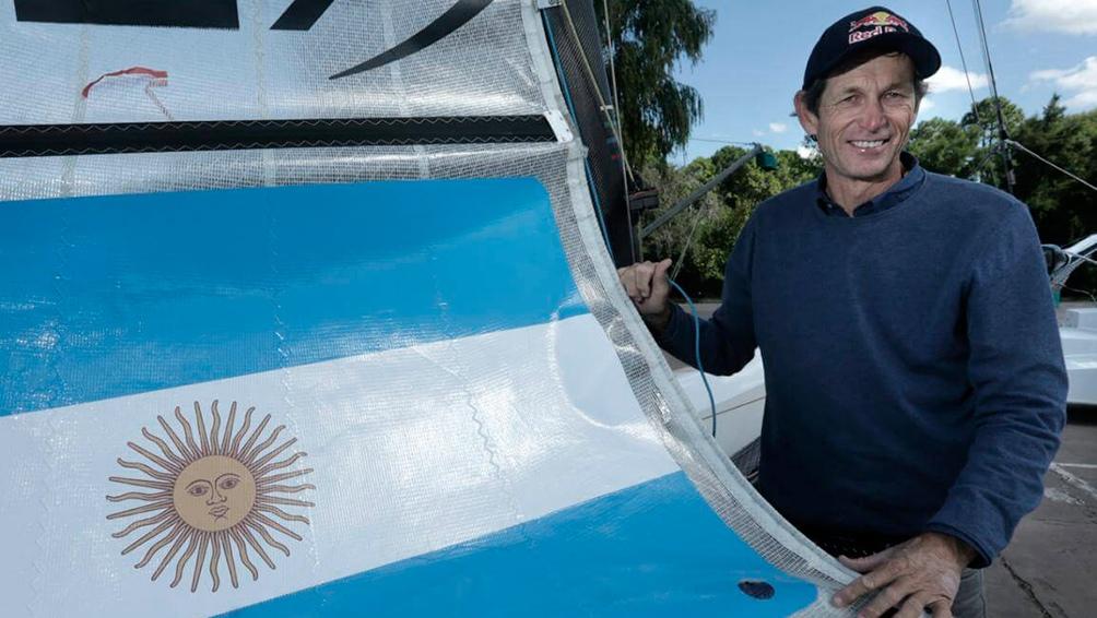Lange, desde Italia, comentó que en los primeros días de entrenamiento el cansancio se siente, luego del parate