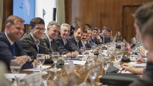 """Meoni prometió a las provincias """"equidad, eficiencia y transparencia"""" en los subsidios"""