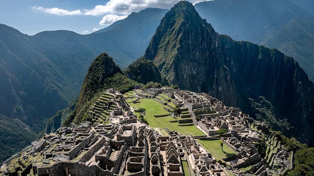 Machu Picchu recibía entre 2.000 y 3.000 turistas por día antes de la pandemia