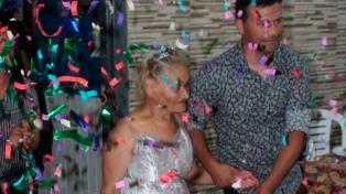 Idalina tuvo su ansiada fiesta de 15 años, aunque con casi 65 años de retraso