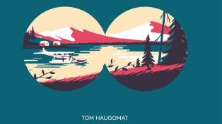 """Tom Haugomat: """"Traté de hacer una historia universal, más que un libro para niños"""""""