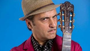 A guitarra y voz, Chambouleyron se presenta en enero en Buenos Aires