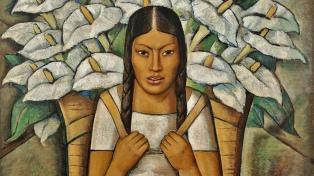 Una mega muestra analiza la influencia del muralismo mexicano en Estados Unidos