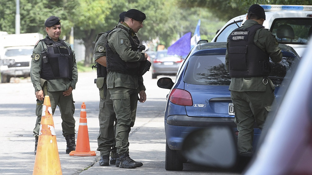 Las fuerzas federales produjeron más de 3.800 detenciones en Rosario.