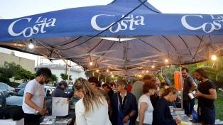 La Feria del Libro de la Costa llega a Santa Teresita y continuará en San Bernardo