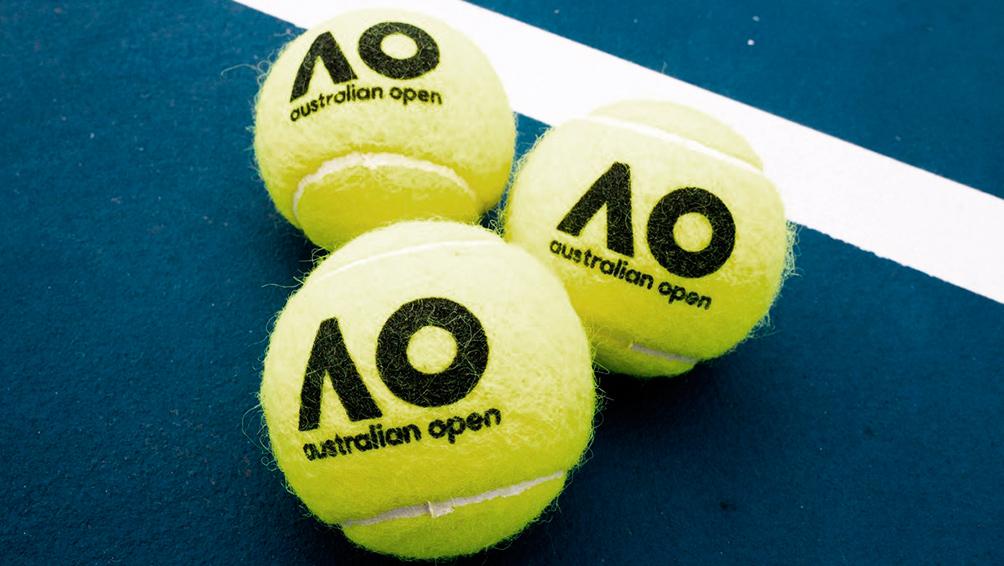 Por un caso de coronavirus en un hotel se aisla a 500 tenistas en Melbourne
