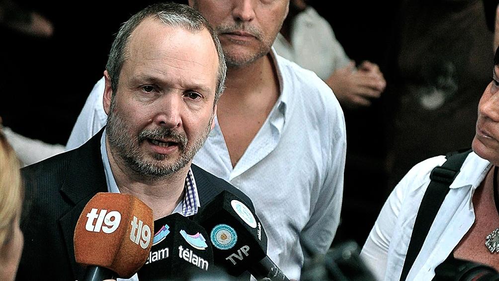 Sabbatella: Hubo una banda mafiosa liderada por Macri