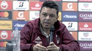 Gallardo ya piensa en el mismo equipo para el domingo