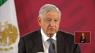 Protestas contra López Obrador por su gestión de la pandemia