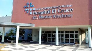 """""""Proteger a los médicos es proteger a los pacientes"""", afirman desde el hospital El Cruce"""