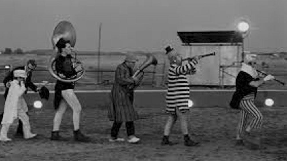 """""""Ocho y medio"""", el reestreno de una obra maestra de Federico Fellini."""