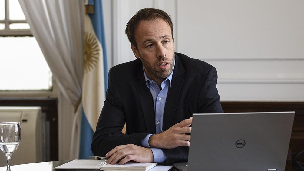 El funcionario expuso que el gobierno de Axel Kicillof necesitaba esa herramienta