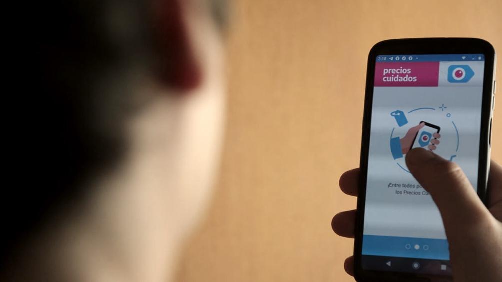 Precios Cuidados tiene su aplicación para iOS y Android.