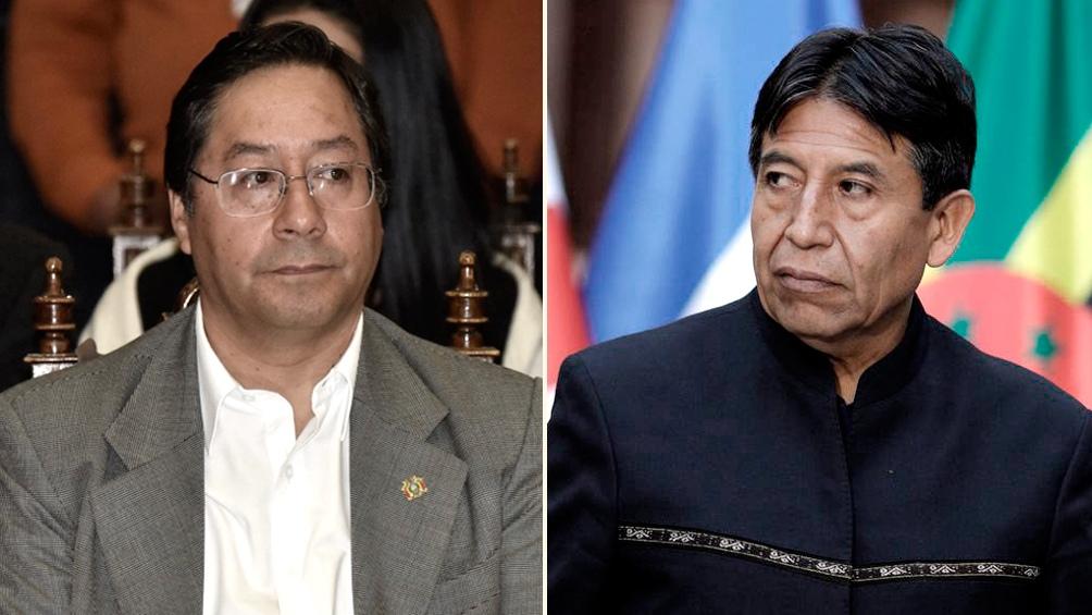El binomio que integran Arce y Choquehuanca cerró su campaña en Cochabamba