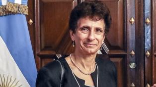 """Embajadora de Israel: """"La Argentina es parte de la lucha contra el antisemitismo"""""""
