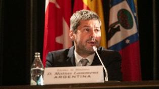 Lammens expuso en la Conferenica Iberoamericana de Ministros y Empresarios de Turismo