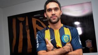 """Caruzzo: """"Argentinos es mi casa, estoy ansioso de volver"""""""