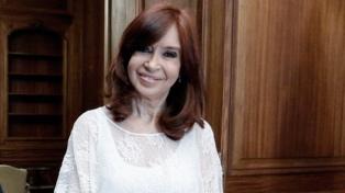 Cristina Fernández saludó a la Agencia Télam por sus 75 años