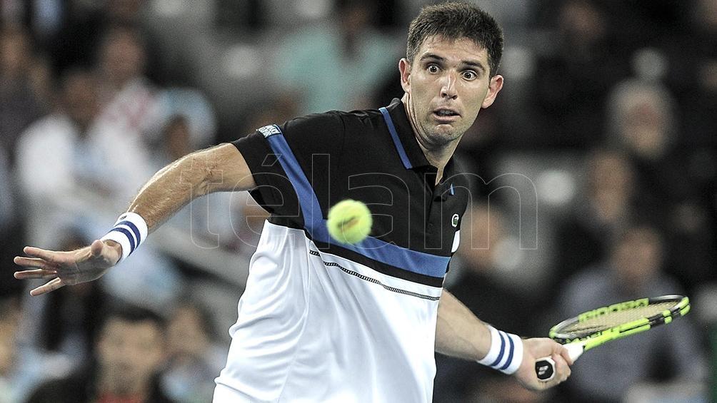 Delbonis perdió su partido frente al español Jaume Munar por 6-1 y 7-6 (3).