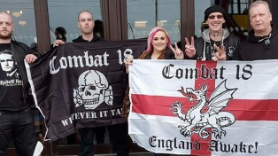 Prohíben una agrupación neonazi por racismo, extremismo y antisemitismo