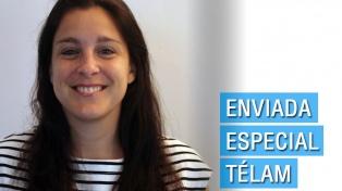 Desde Israel, la periodista de Télam María Laura Carpineta hizo un balance del viaje de Fernández
