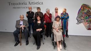 El Bellas Artes exhibe obras donadas por artistas  de la historia visual argentina