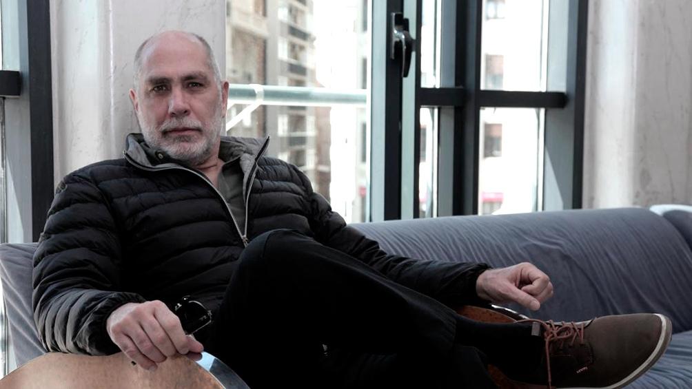 "Guillermo Arriaga asegura que ""mi técnica de escritura está signada por una falta de planificación previa""."