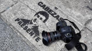 José Luis Cabezas fue recordado con una videoconferencia y dos actos