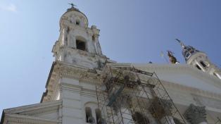 Buscan fondos para restaurar la Catedral Metropolitana de Paraná