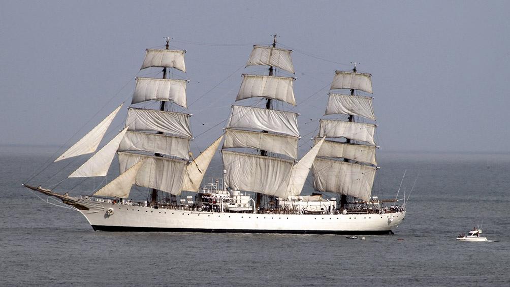 La Fragata no ingresará a la Base Naval Mar del Plata