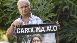 Casi 50 mil firmas de apoyo a una petición para que el femicida de Carolina Aló no salga de prisión