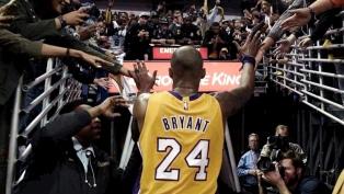 Pagan 33.000 dólares en una subasta por la última toalla que usó Kobe Bryant