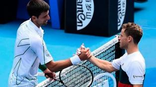 Schwarztman cayó ante Djokovic y no hay más argentinos en el Abierto de Australia