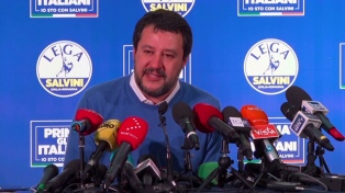 La derrota de Salvini en las regionales de Emilia-Romaña refuerza al gobierno italiano