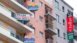 La compraventa de inmuebles cayó 24% interanual en septiembre en la ciudad de Buenos Aires
