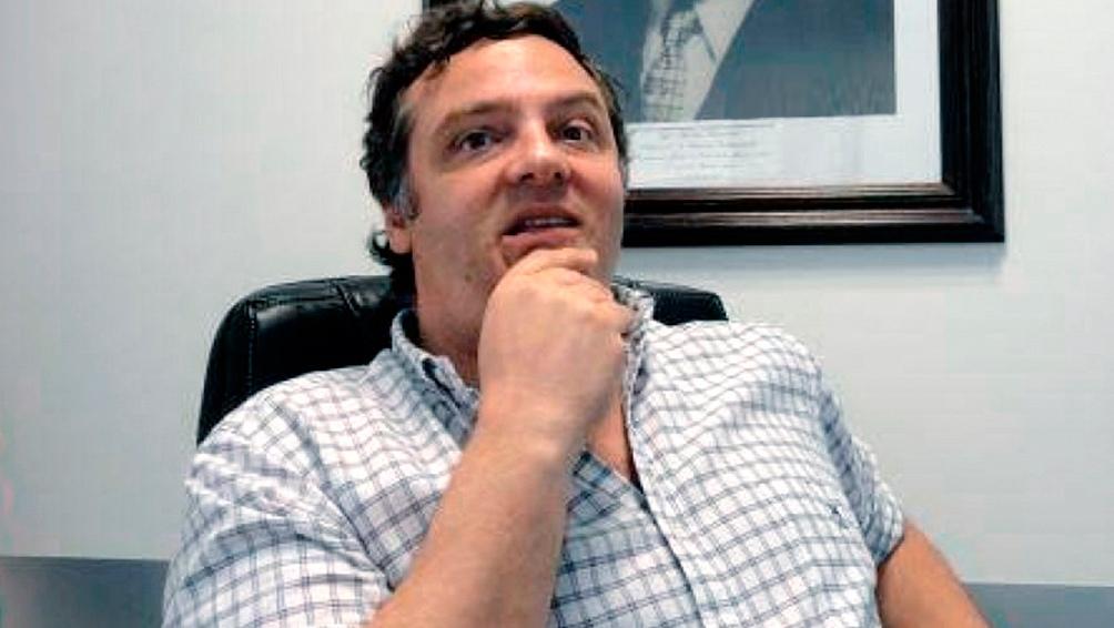 Martín Consentino es el titular de la Agencia de Administración de Bienes del Estado que pidió la cautelar.