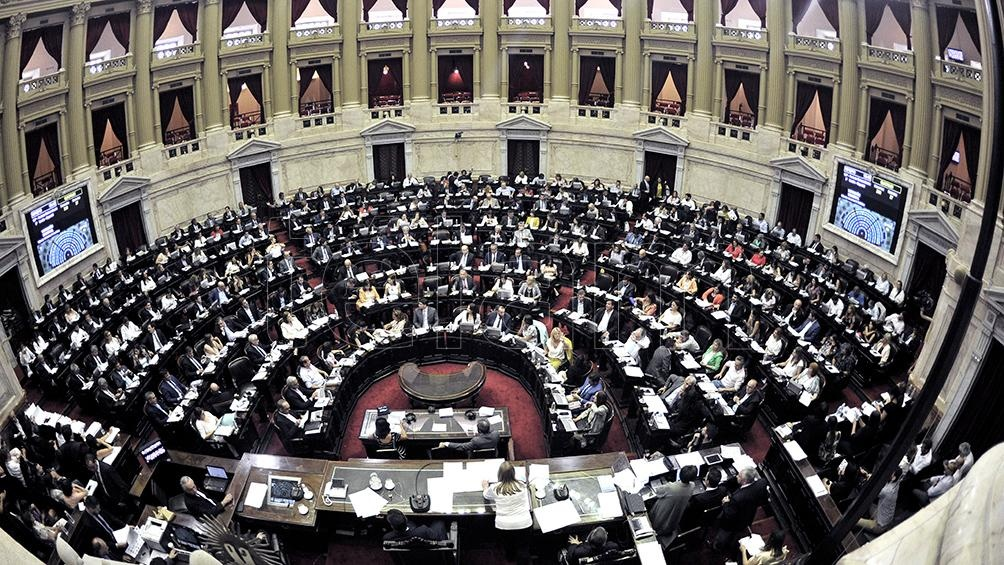 El proyecto será tratado en una sesión especial en la Cámara de Diputados