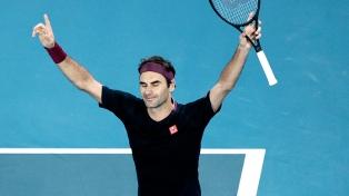 Federer logró un dificultoso pase a semifinales ante Tennys Sandgren
