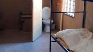 Cuáles son las condiciones en las que vivirán los rugbiers en el penal de Dolores