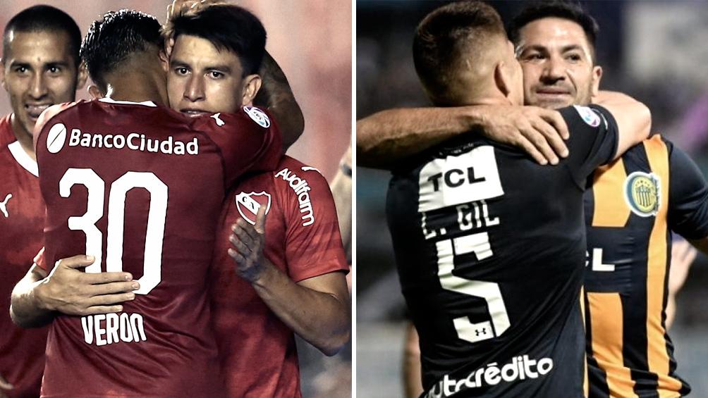 Independiente va por una victoria ante el entonado Rosario Central