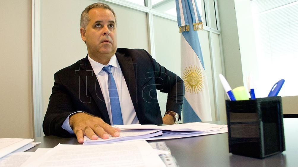Alejandro Topo Rodríguez, diputado de Consenso Federal