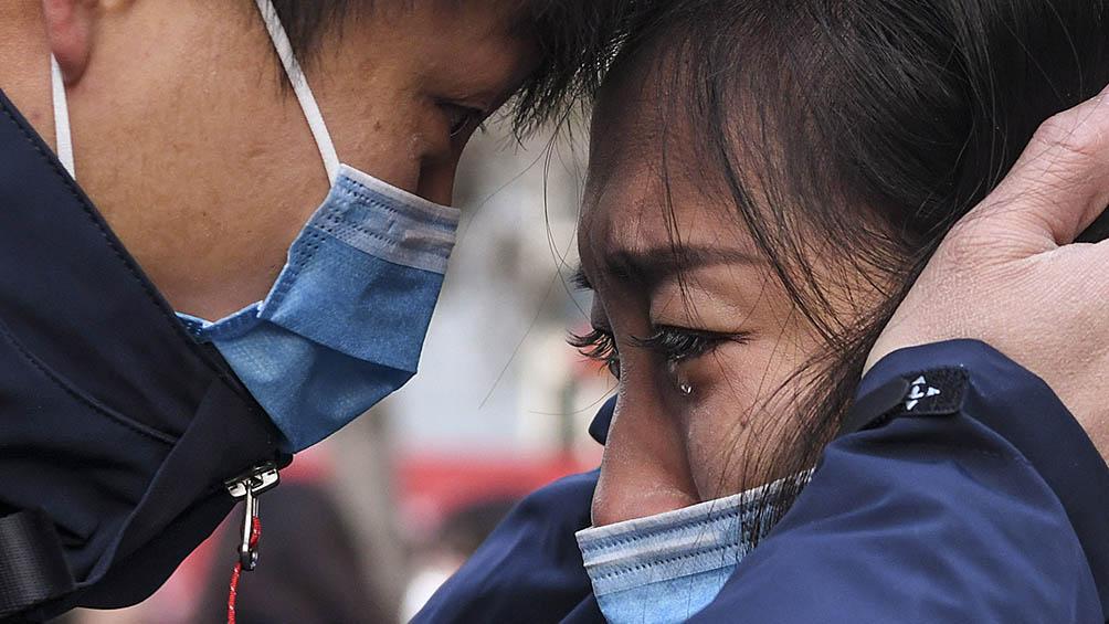 OMS: más de 265.000 casos y 11.000 muertes a nivel global