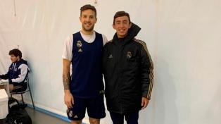 Francisco Zustovich, la joya que ya entrenó en el Real Madrid