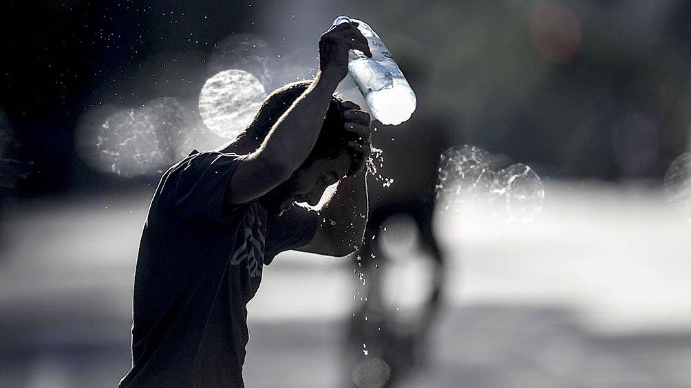 Miércoles con una máxima de 33 grados en la Ciudad de Buenos Aires y alrededores