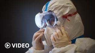 Coronavirus: al menos 10 casos en un crucero puesto en cuarentena